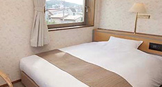 Spacious rooms All our single rooms are furnished with double beds